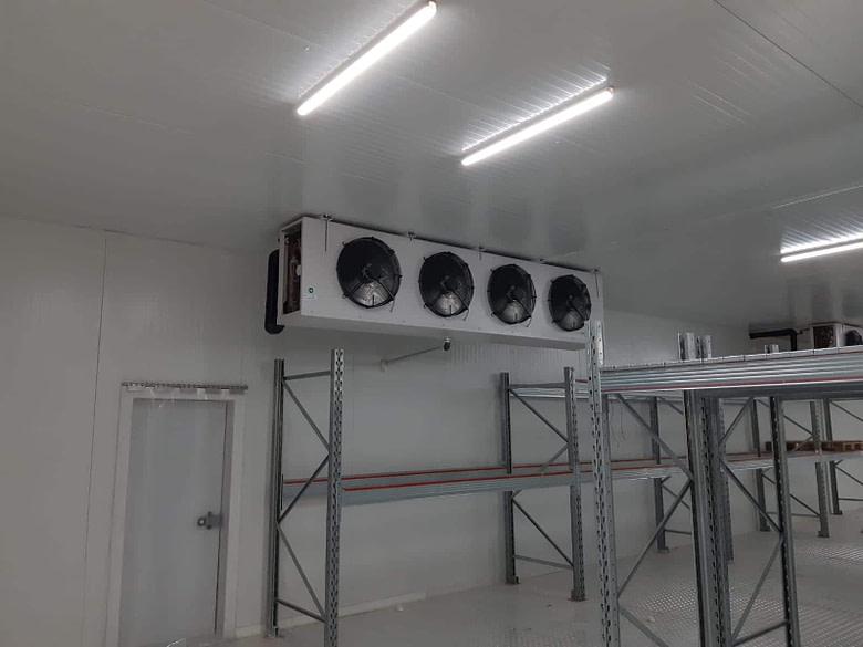 Malta Cold Storage Construction