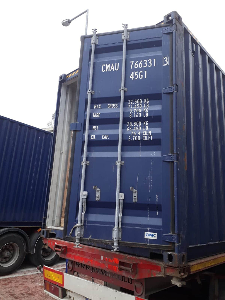 Caribbean Cold Storage Shipping