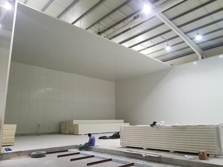 Qatar Industrial Refrigeration Systems