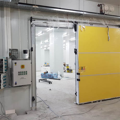 Cold Storage Construction in Maldives