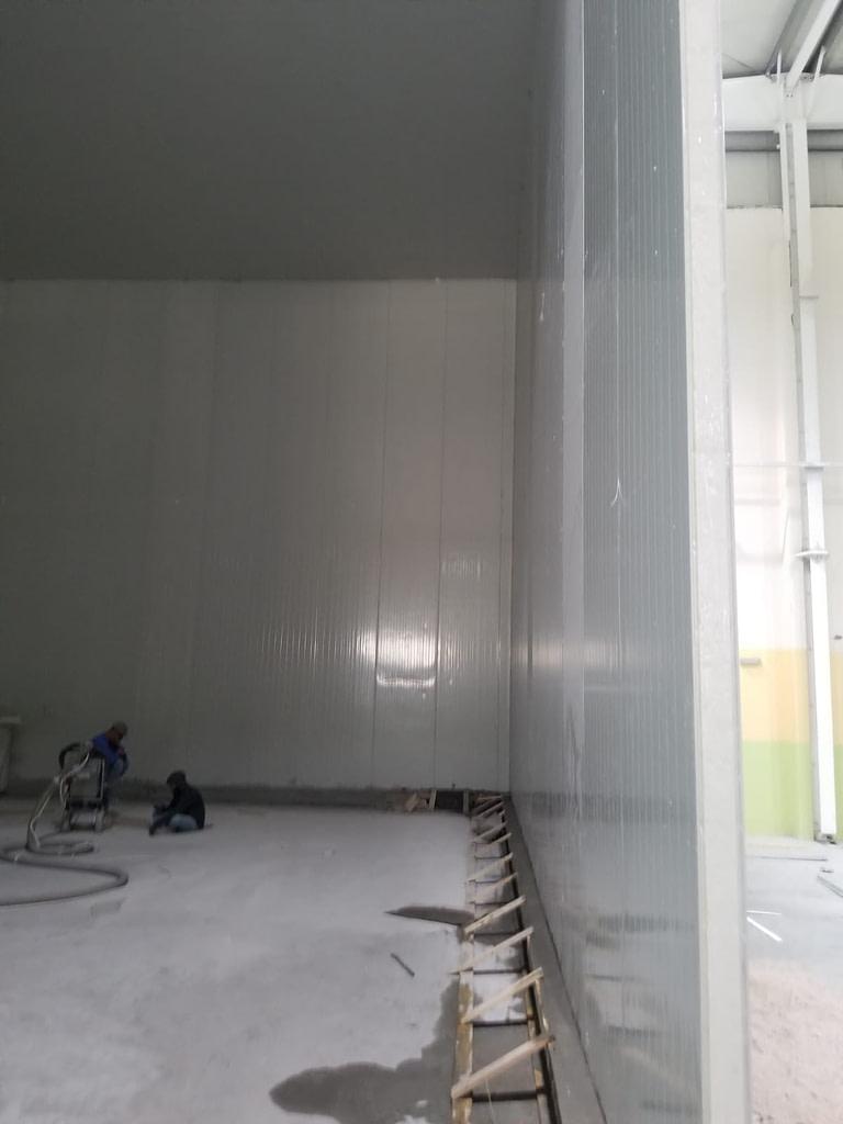 Qatar Cold Storage Build