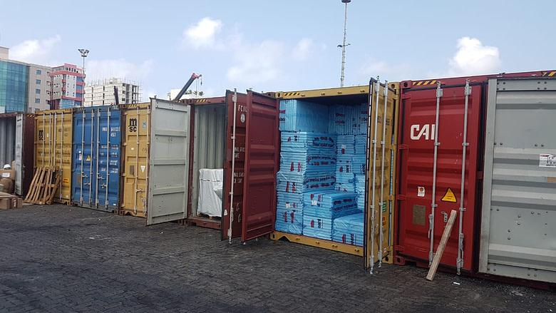 Maldives Cold Room Equipments