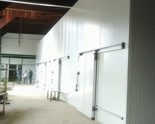 Georgia Cold Storage Room Project