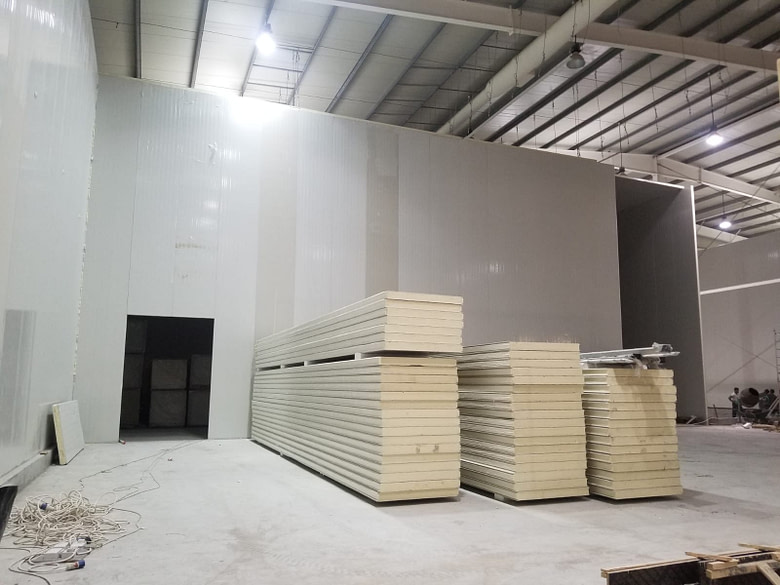 Qatar Cold Room Project