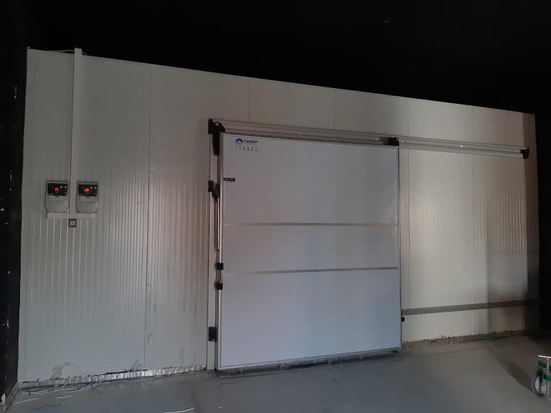 Malta Freezer Room Door