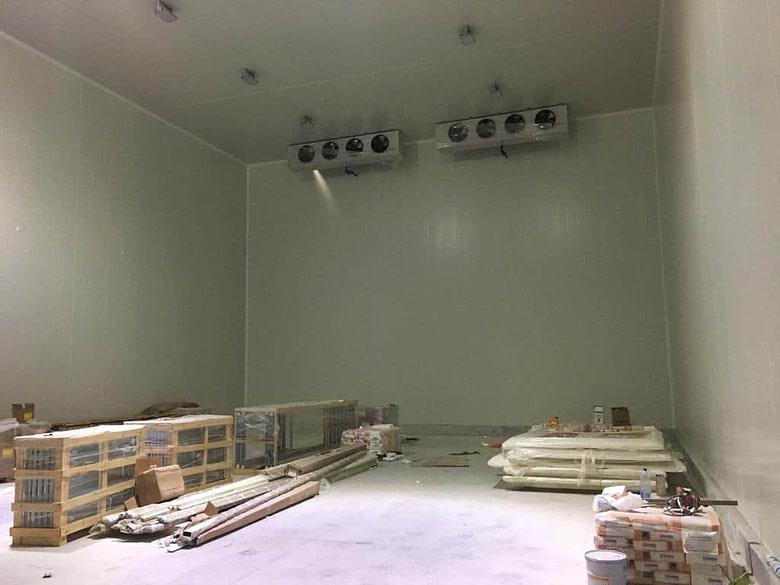 Cold Storage Construction in Qatar