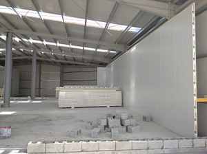 Qatar Cold Storage Project