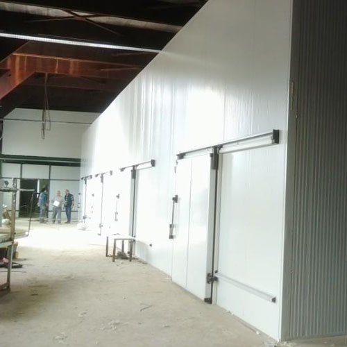Georgia Cold Storage Room Project