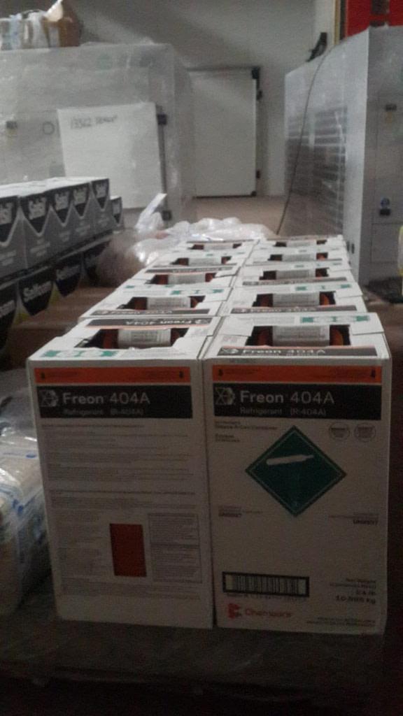 Chemours Refrigerant Malta
