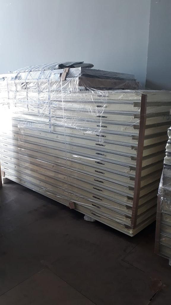 Canada Cold Storage Panel