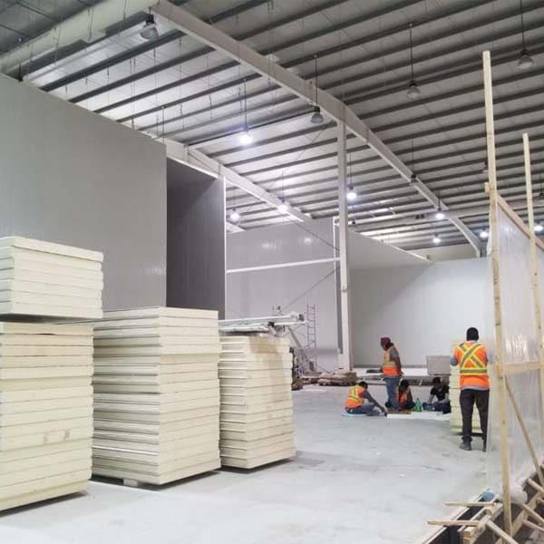 Qatar Cold Room Contractor