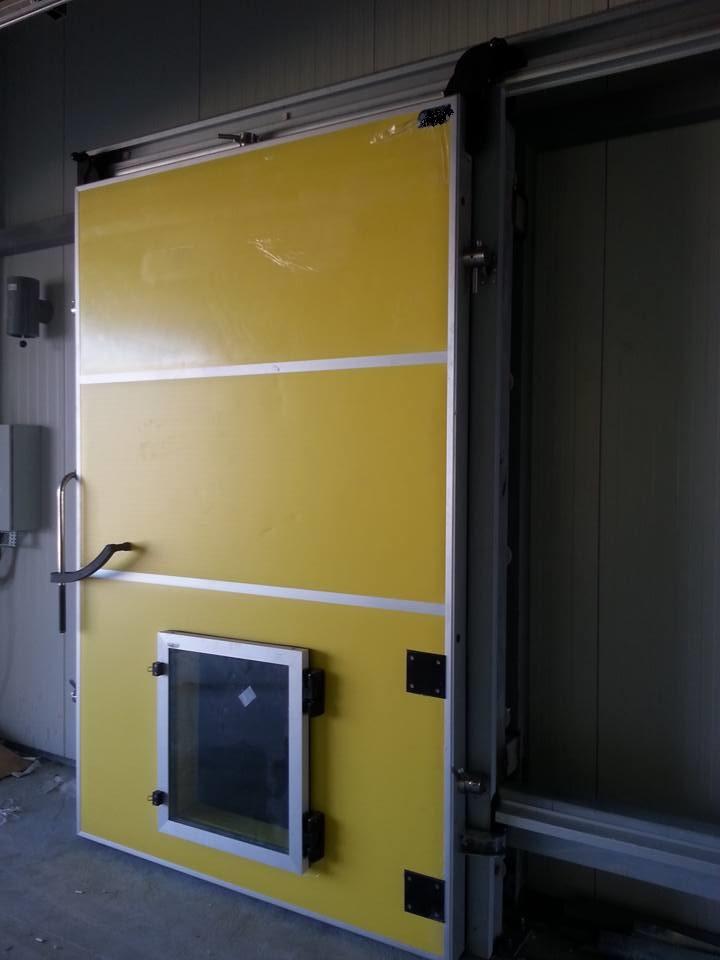 CA Cold Storage Room