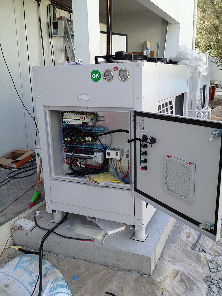 Cold Storage Project Maldives