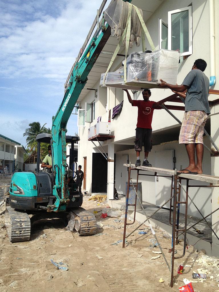 Maldives Turn-Key Cold Storage
