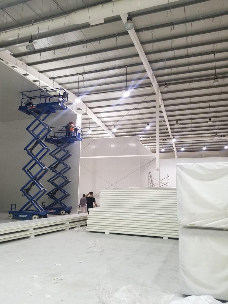 Qatar Glycol Refrigeration Project
