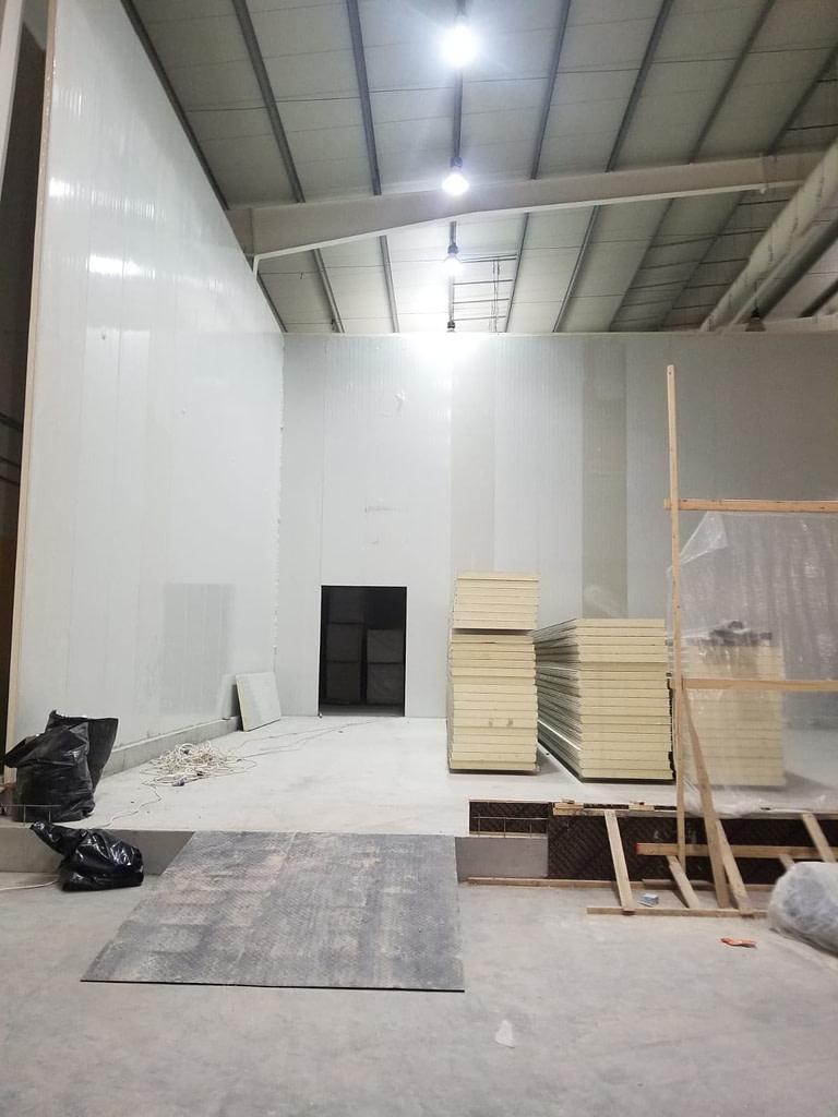 Qatar Glycol Refrigeration System