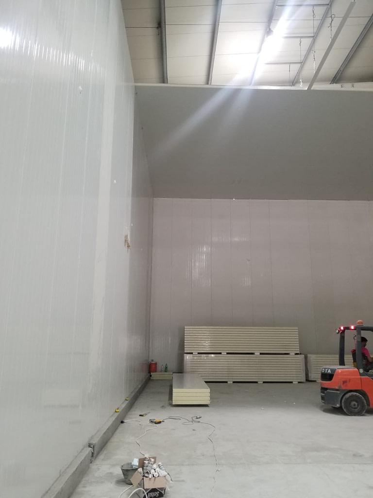 Qatar Industrial Cold Storage