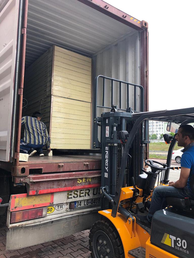 Cold Storage Construction Equipment