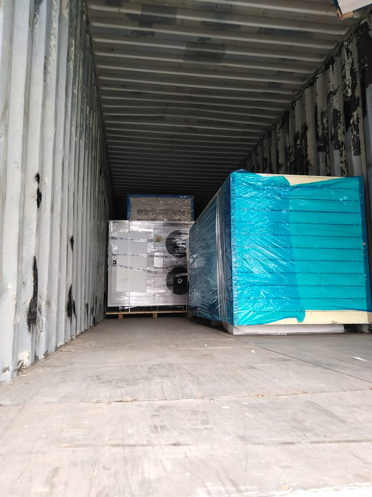 cold storage mauritania