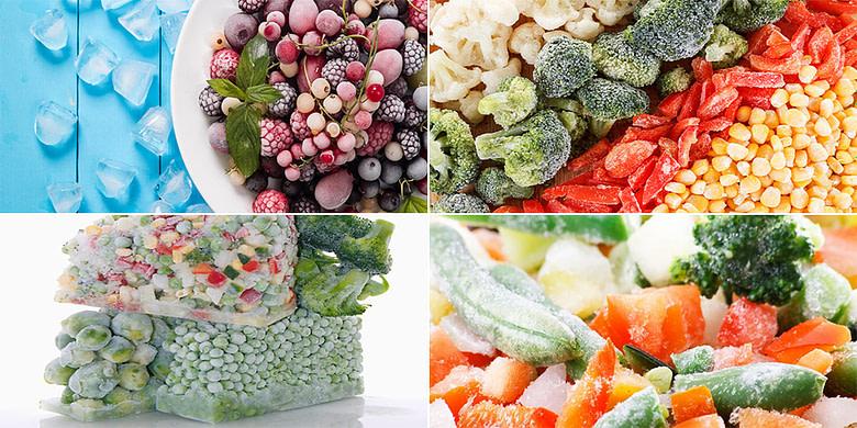 Froozen Food Cold Storage