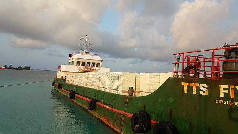 Maldives Cold Storage Equipments
