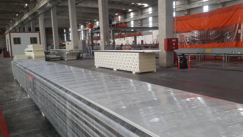 Maldives Cold Storage Panel Manufacturer