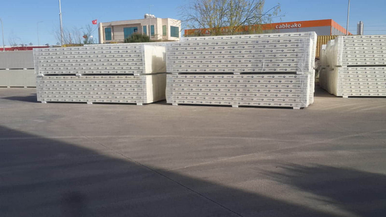 Maldives Cold Storages Panel