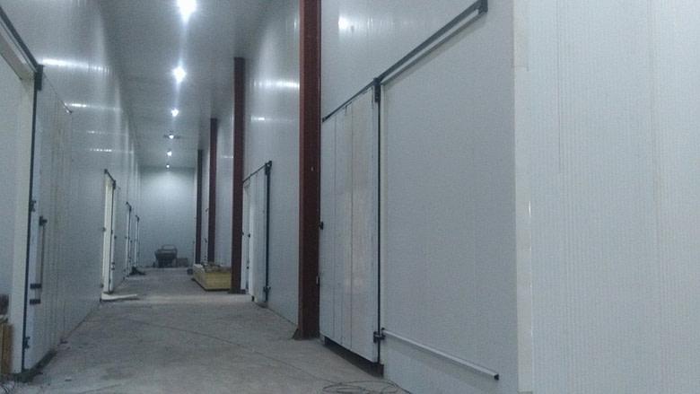 Mali Cold Storage Room Project