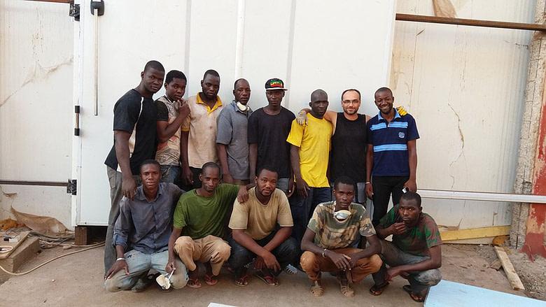 Mali Cold Store Project