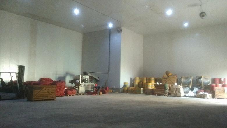 Mali Potato Storage