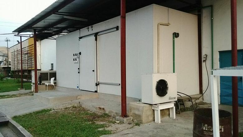 Nigeria Cold Storage Room