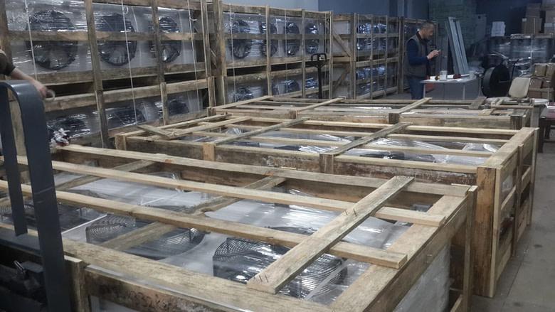 Qatar Industrial Evaporators