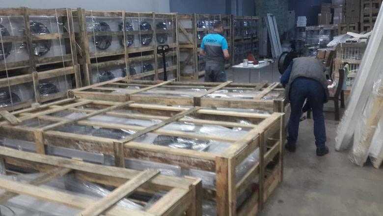 Qatar Refrigeration Unit Manufacture