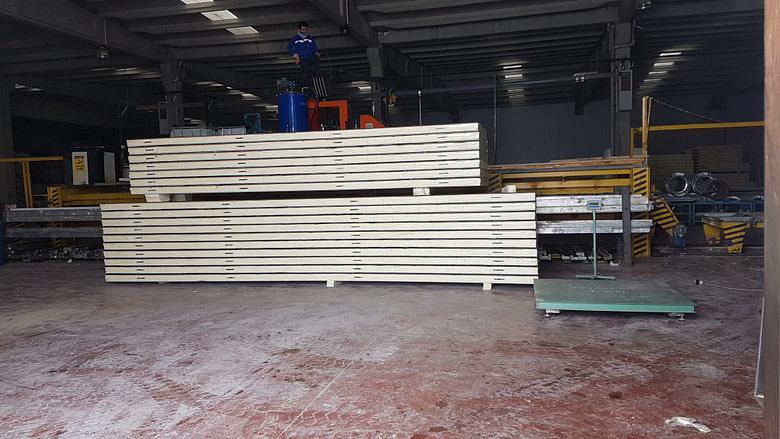 Caribbean Cold Storage Panel