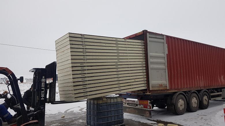 Malta Cold Storage Shipment