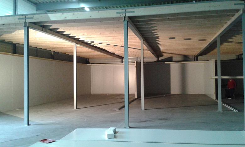 Netherlands Cold Storage Room