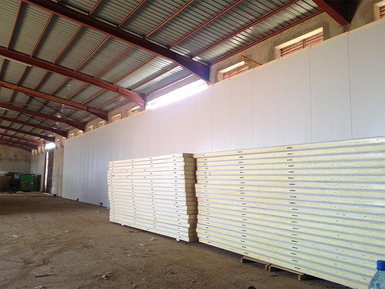 Mali Cold Room Project