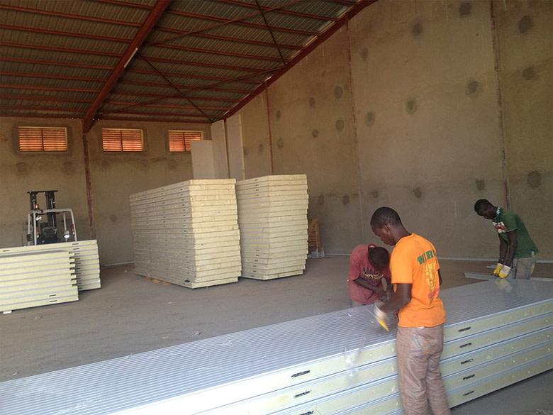 Mali Turn-Key Cold Storage