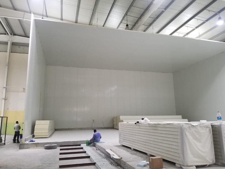 Qatar Glycol Refrigeration System Project