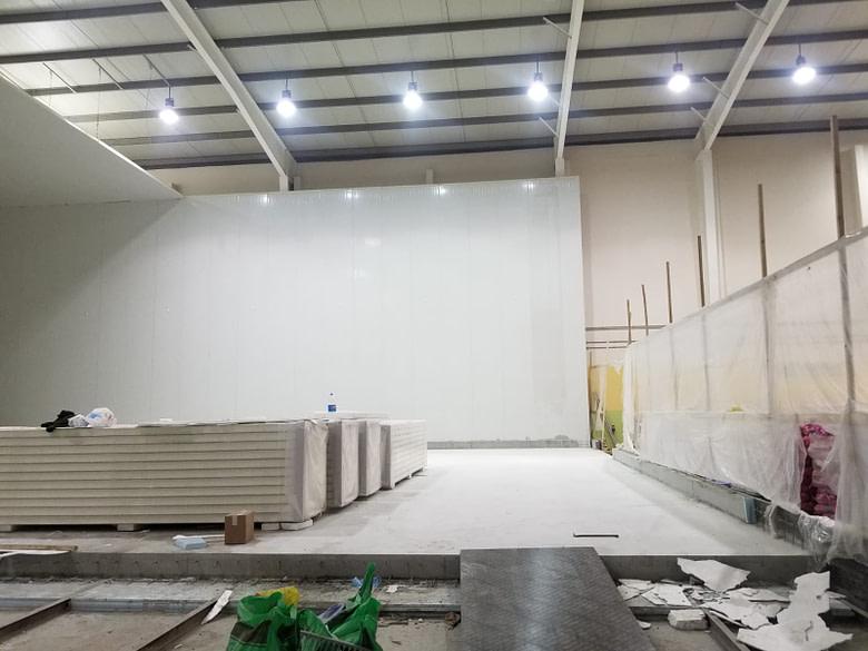 Qatar Qlycol Cold Storage