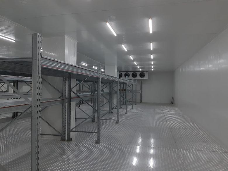 Malta Freezer Room Assembly
