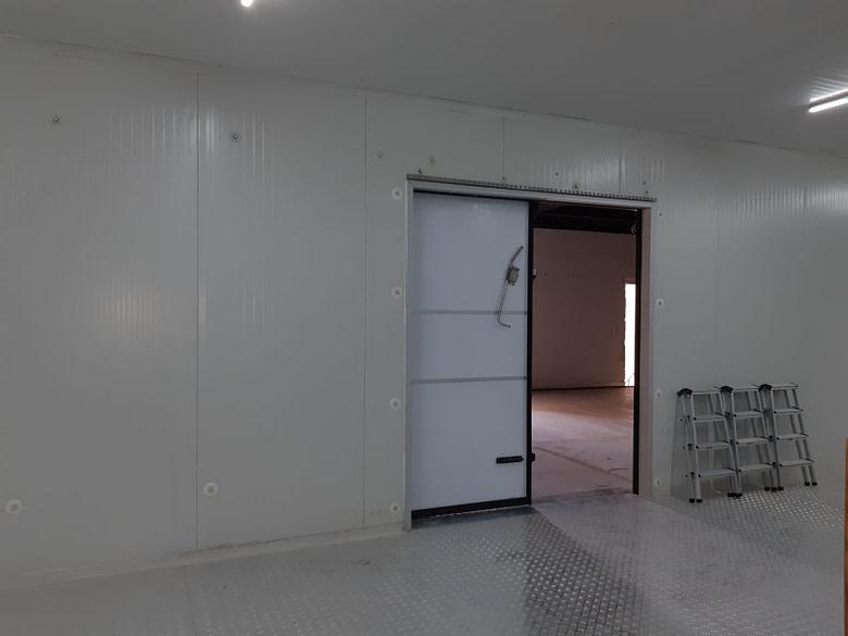 Malta Freezer Room Installation