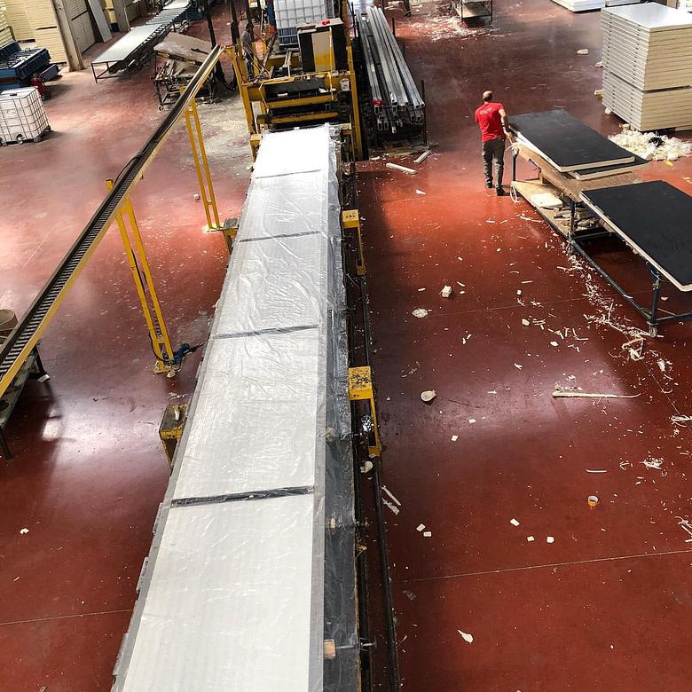 Caribbean Cold Storage Panel Manufacturer