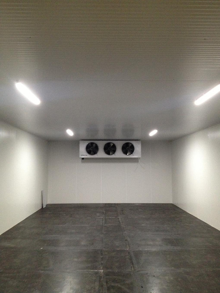 Cold Room Evaporator Design
